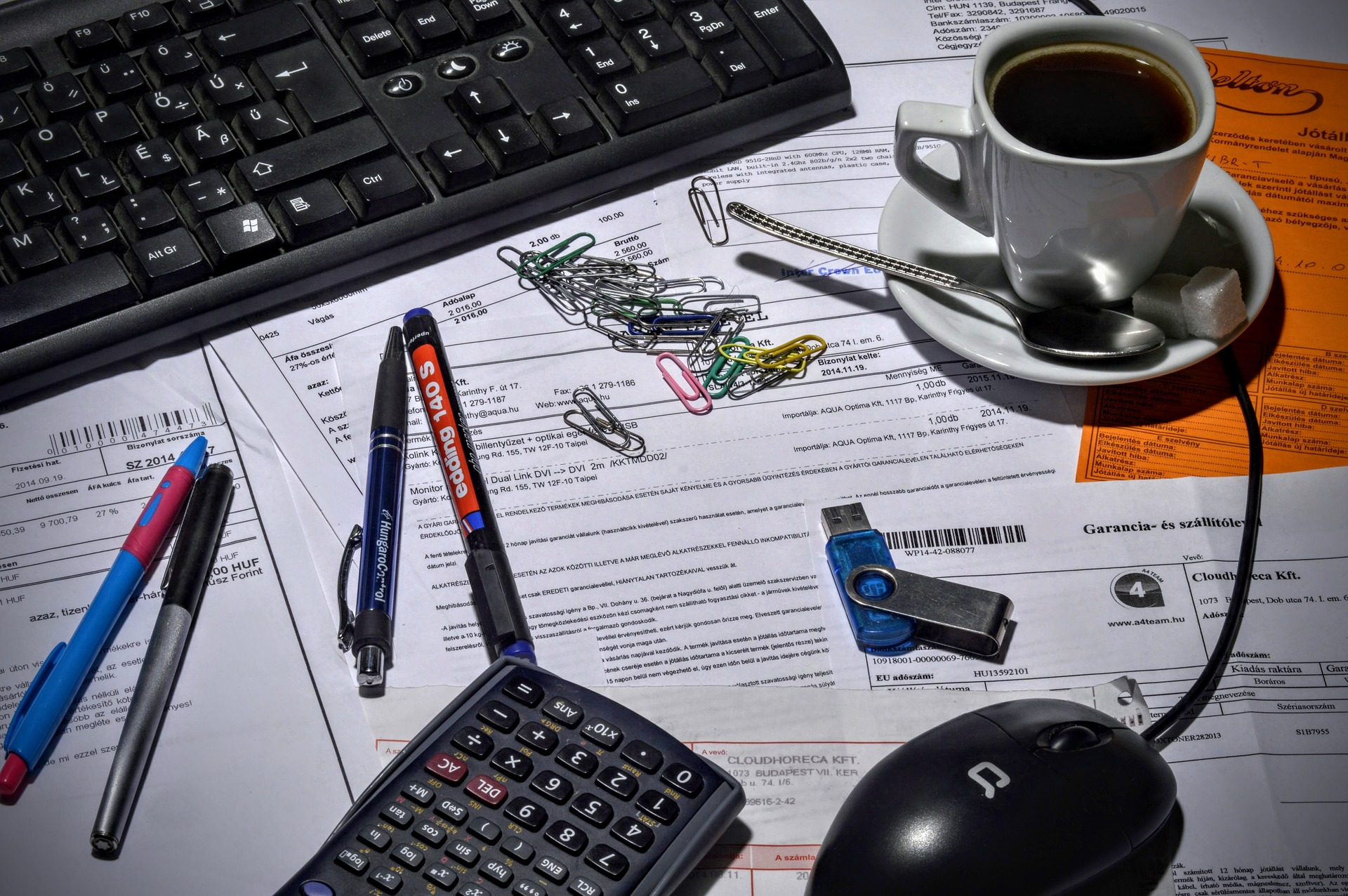 5 Benefits of Paperless Invoicing for Your Small Business