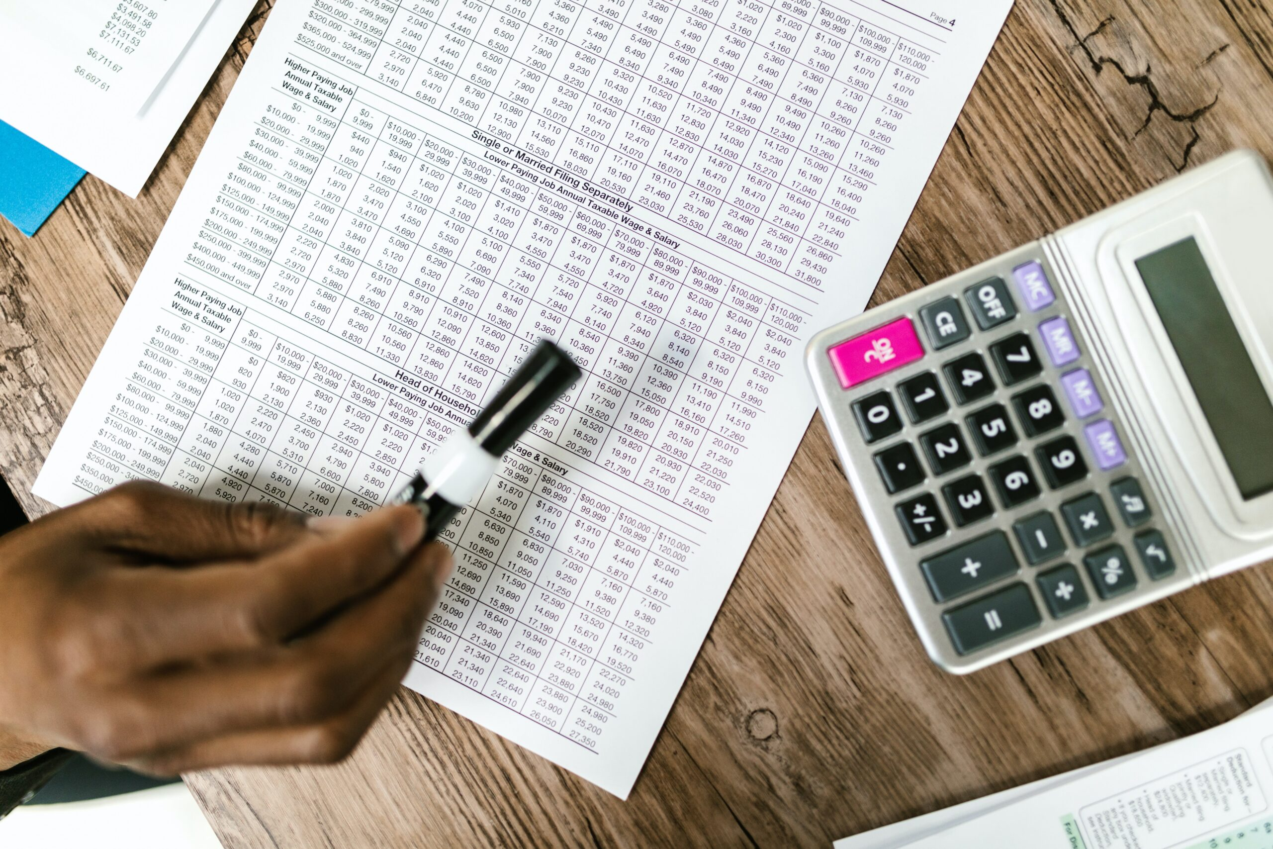 The Benefits of Up-to-date Accounting and Bookkeeping Records